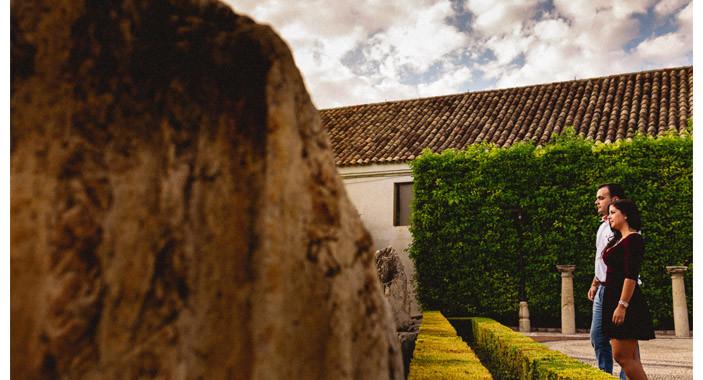 Fernando + Patricia   Preboda en Jardines del Alcazar de los Reyes Cristianos, Córdoba   Prebodas Córdoba