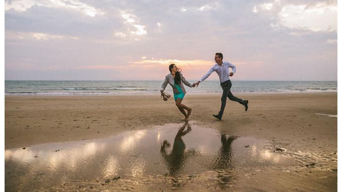 Preboda en playa de chipiona   Adrián + Victoria   Ganadores de concurso