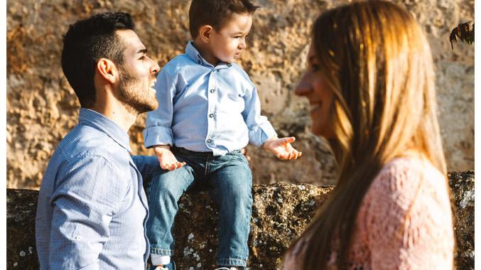 Omar + Soraya   Preboda con niños en Córdoba