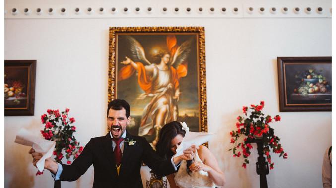 Miguel y Patricia | Boda en Cortijo dos fuentes